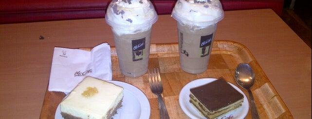 McCafé is one of Café Ready2Go.