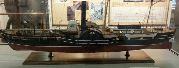 Erie Maritime Museum is one of Future Travels.