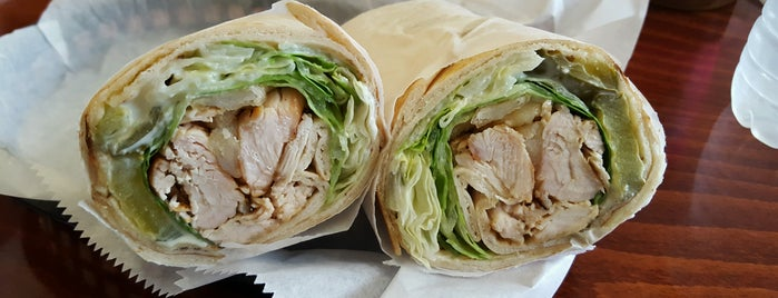 Natalie's Mediterranean Eatery is one of Buffalo.