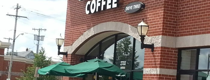 Starbucks is one of The 15 Best Coffee Shops in Buffalo.