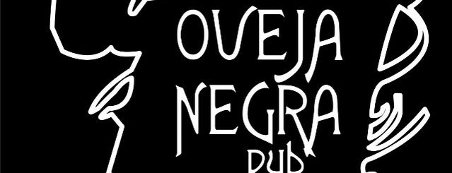 Oveja Negra Pub is one of bares.
