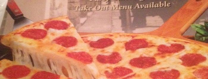 Joe's Fleetwood Pizzeria is one of home turf.