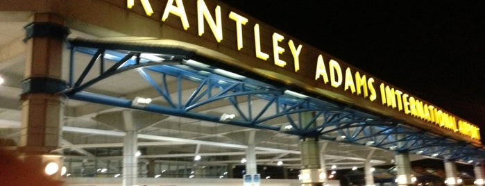 Grantley Adams International Airport (BGI) is one of Flying with Caribbean Airlines.