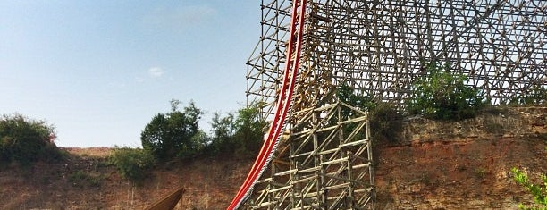 Iron Rattler is one of Roller Coaster Mania.