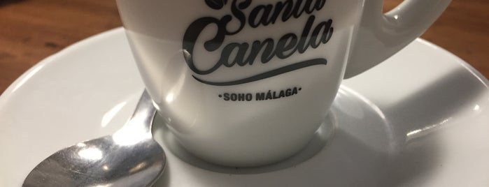 Santa Canela is one of Malaga.