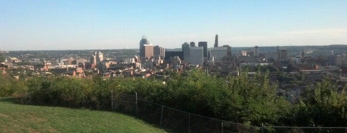 Bellevue Hill Park is one of Cincinnati.