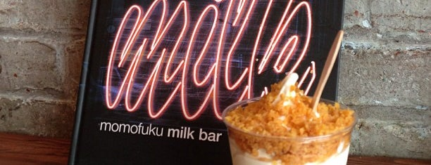 Momofuku Milk Bar is one of Williamsburg's Best.