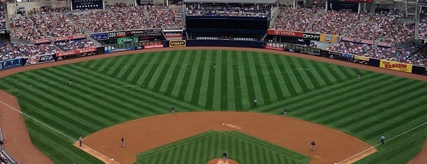 Yankee Stadium is one of New York 2012.