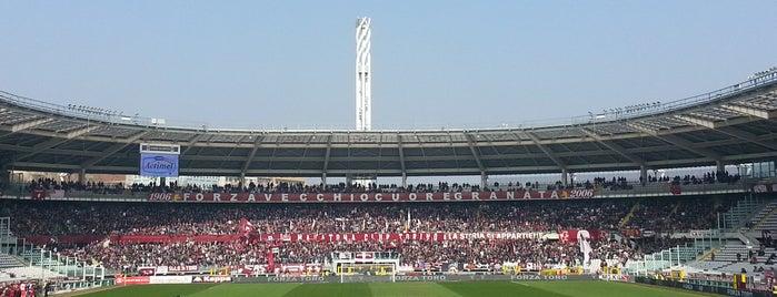 Stadio Olimpico Grande Torino is one of I miei luoghi.