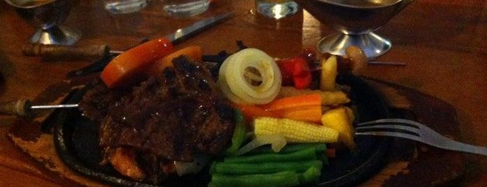 Pasadena Steak is one of My Hometown.