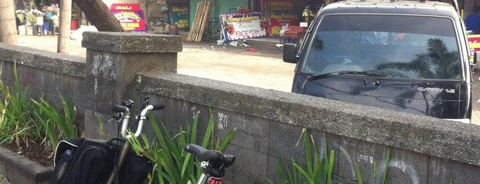 Pasar Bunga Wastukencana is one of My Hometown.