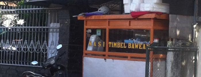 """Nasi Timbel """"Bawean"""" is one of My Hometown."""
