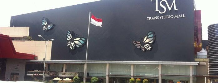 Trans Studio Mall (TSM) is one of My Hometown.