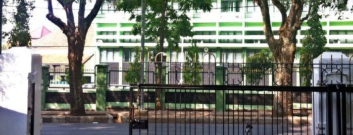 SMA Negeri 3 Bandung is one of My Hometown.
