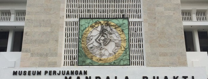 Museum Mandala Bakti is one of Semarang.