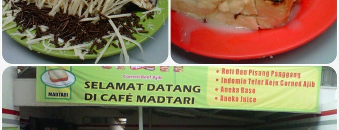 Cafe Madtari is one of My Hometown.
