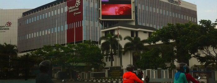 Telkom Indonesia is one of My Hometown.