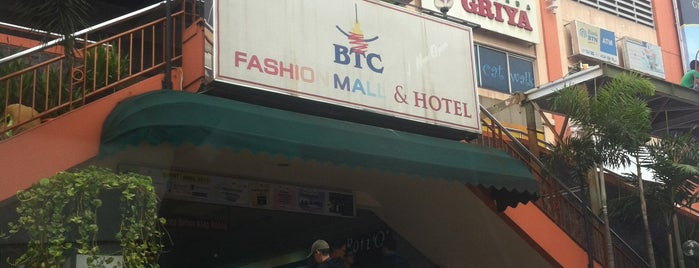 Bandung Trade Centre - BTC Fashion Mall is one of My Hometown.
