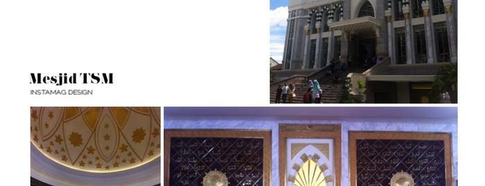 Masjid Agung Trans Studio Bandung is one of My Hometown.