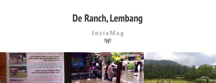 De' Ranch is one of My Hometown.