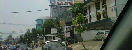 Universitas Kristen Maranatha is one of My Hometown.
