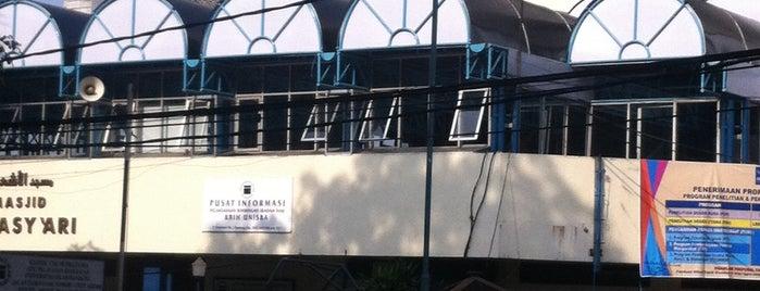 Universitas Islam Bandung (UNISBA) is one of My Hometown.