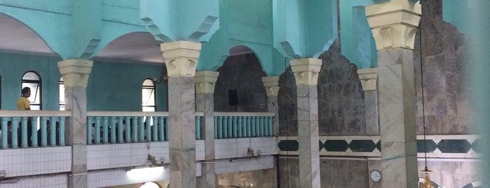 Masjid Jami' Al-Munawwar is one of Top 10 favorites places in Jakarta, Indonesia.