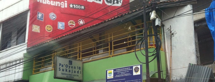 Pa' Oyen 18 Sukajadi is one of My Hometown.