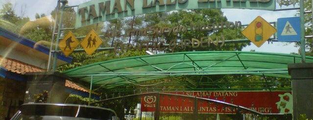 Taman Lalu Lintas is one of My Hometown.