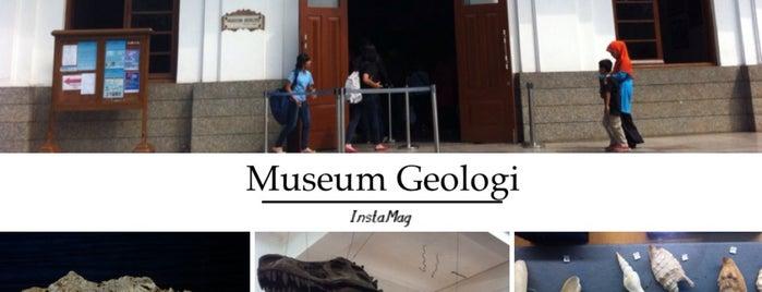 Museum Geologi is one of My Hometown.