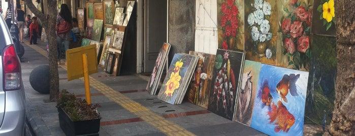 Art Activity Braga CityWalk is one of My Hometown.