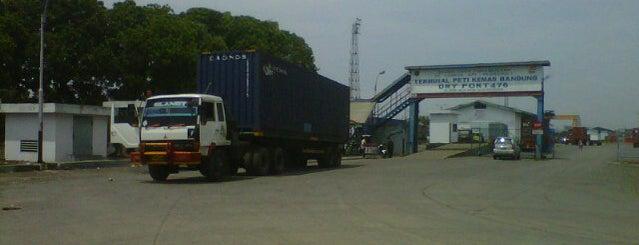 Terminal Peti Kemas Bandung is one of My Hometown.