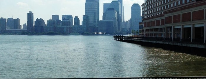 Jersey City Waterfront is one of Jersey.