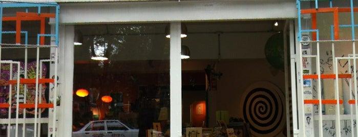 Vértigo Galería is one of Roma Norte Good Spots.