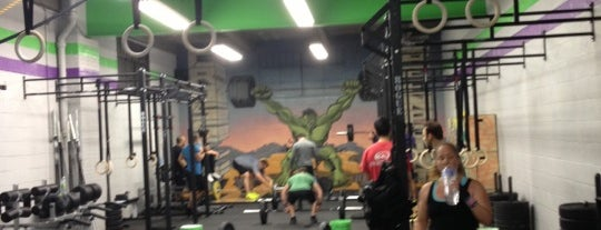 Crossfit Greenpoint is one of Crossfit.