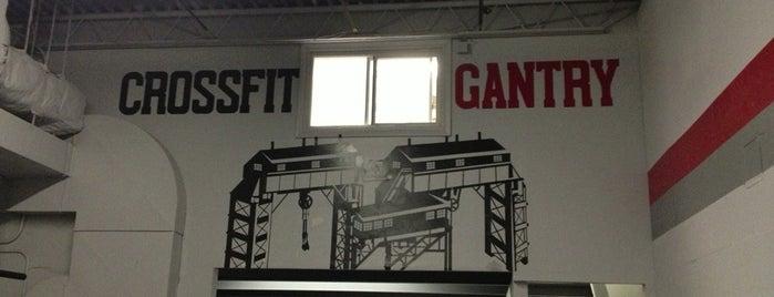 CrossFit Gantry is one of Crossfit.