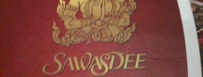 Sawasdee is one of Restos.
