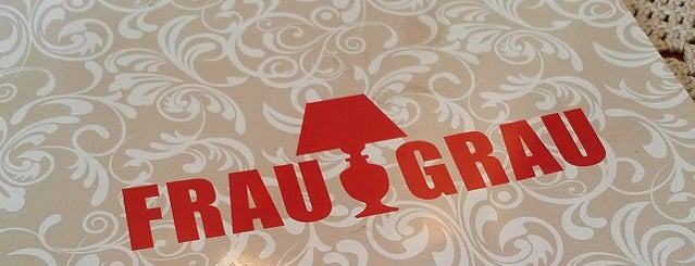 Café Frau Grau is one of Frankfurt.