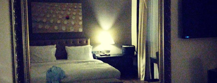 Quentin Boutique Hotel is one of Mis hoteles favoritos.