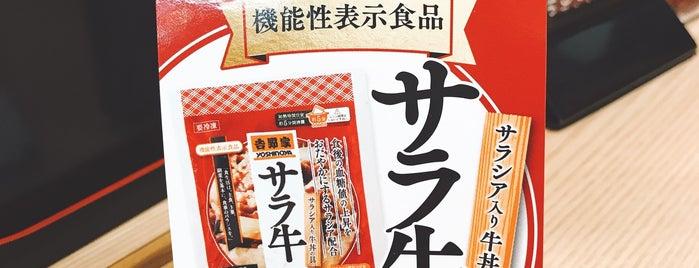 Yoshinoya is one of 飲食店.