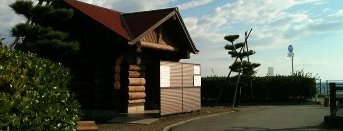 立野駐輪場 is one of とやまのサイクリングロード.