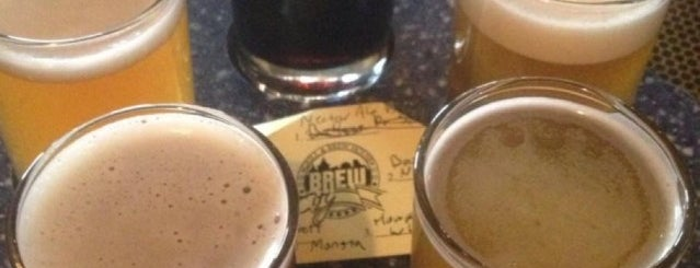 Brew City Grill & Brew House is one of Worcester.