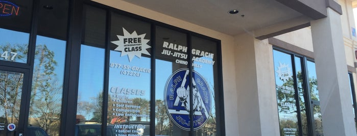 Ralphs Gracie Jiu-Jitsu Academy is one of So Cal: Jiu-Jitsu, BJJ, MMA.
