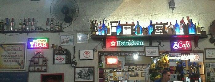 Pedra Azul Bar & Grill - Espetinhos is one of Henri's TOP Bars!.