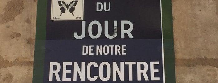 Rue du Jour is one of Paris.