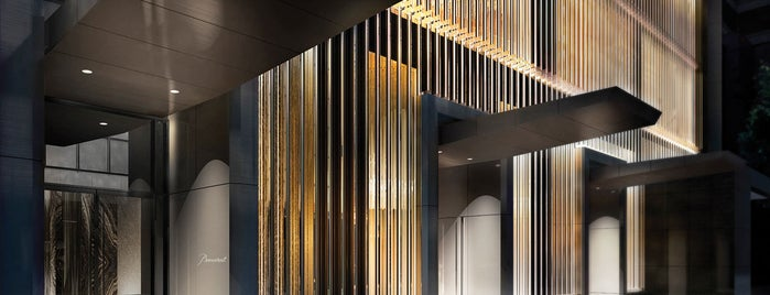Baccarat Hotel & Residences New York is one of New York City.