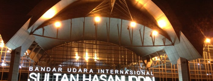 Sultan Hasanuddin International Airport (UPG) is one of World.