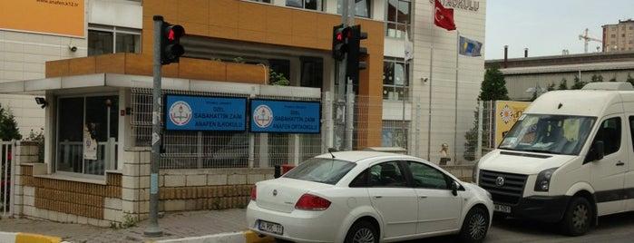 Atakent Anafen Koleji is one of Istanbul.