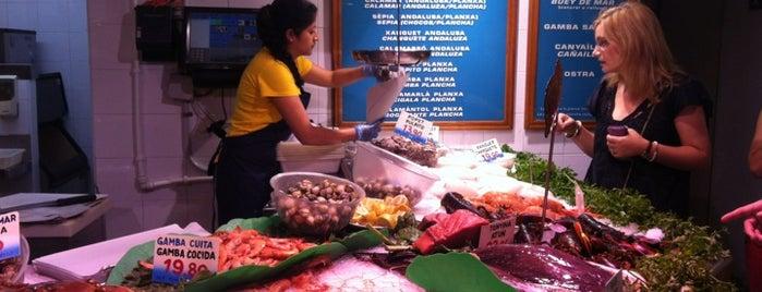 La Paradeta is one of A comer y a beber.