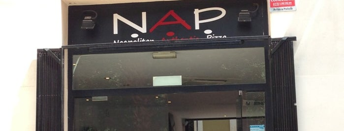 NAP: Neapolitan Authentic Pizza is one of Cheap Eats Barcelona 5-10€.